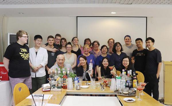Học viện Quốc tế CHM tăng cường hợp tác quốc tế