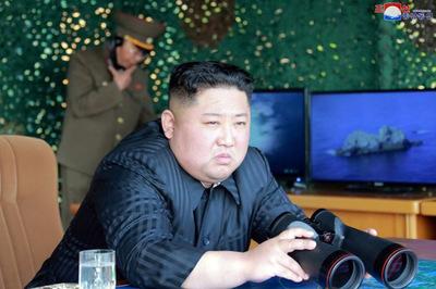 Kim Jong Un đích thân nói về mục đích thử tên lửa