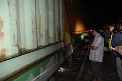 Đường sắt tê liệt gần 5 giờ vì tàu trật bánh ở Đồng Nai