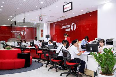 6 tháng đầu năm, Maritime Bank đạt hơn 268 tỷ lợi nhuận
