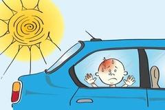 Bỏ quên trẻ trên ô tô, sai lầm không cơ hội chuộc lỗi