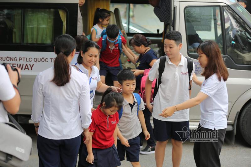 Phụ huynh trường Gateway muốn làm rõ thông tin về người đưa đón học sinh