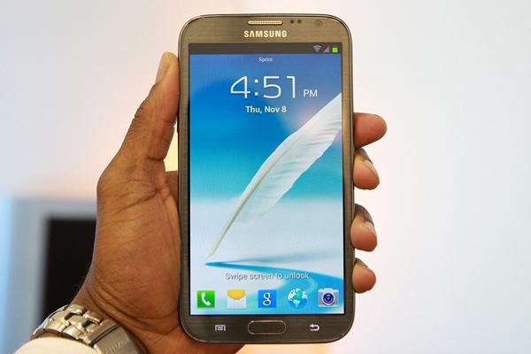 Samsung Galaxy Note - chiếc smartphone phá vỡ những định kiến