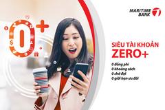 Siêu tài khoản Maritime Bank: miễn phí chuyển tiền liên ngân hàng 24/7