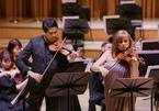 Tùng Dương ấn tượng với đêm Gala của các nghệ sĩ violon thế giới
