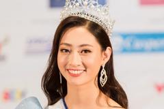 Hoa hậu Lương Thùy Linh thú nhận hay 'xàm xí', kêu đói lúc trang điểm