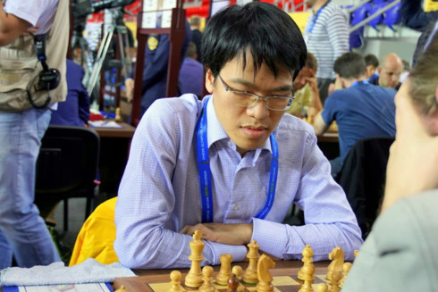 Le Quang Liem fails in bid to win Hunan International Chess Open