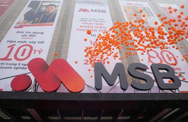 Ngân hàng Hàng Hải ra mắt thương hiệu mới MSB