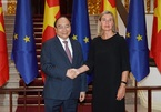 PM welcomes EU High Representative for Foreign Affairs and Security Policy