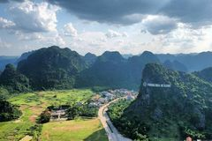 Quang Binh attractive destination for adventure travelling