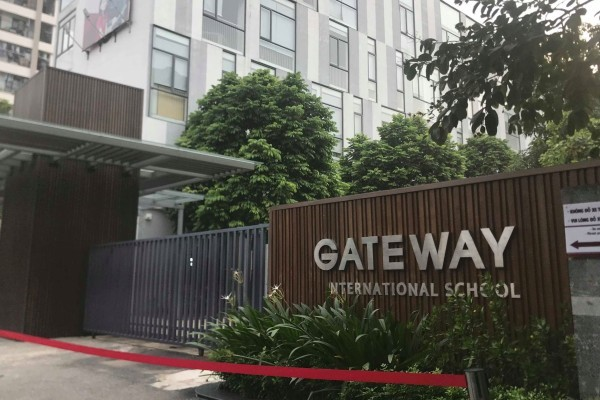 Trường Gateway 'tự phong' là trường quốc tế
