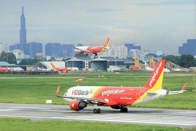 Vietjet offers one million zero-dong international tickets