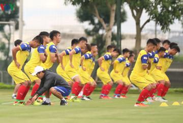 Vietnam's U22 squad plan friendly match against Kitchee SC