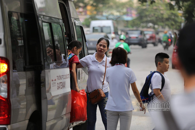 Sau vụ Trường Gateway, Đà Nẵng rà soát hoạt động ôtô đưa đón học sinh