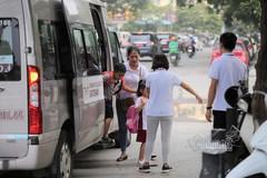 Hiệu trưởng chịu trách nhiệm pháp luật về đưa đón học sinh