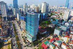 Sunshine Center tăng sức hấp dẫn của thị trường BĐS Hà Nội