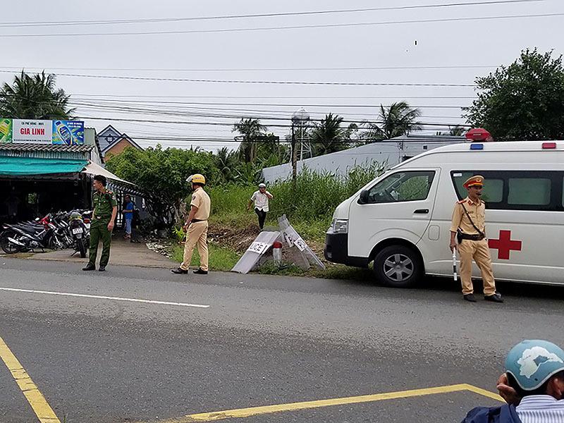 7 cán bộ bị thương nặng khi cưỡng chế đất ở Cà Mau