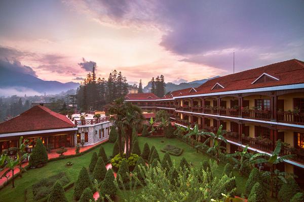 khu nghỉ dưỡng,ưu đãi khách sạn
