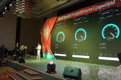 Viettel - nhà mạng đầu tiên ra mắt công nghệ 5G ở Myanmar
