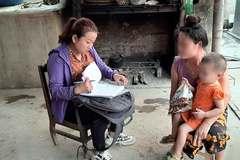 Ước mơ có miếng thịt mỡ của đứa trẻ mất bố, mẹ nhiễm HIV