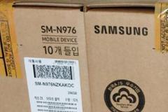 Galaxy Note 10+ 5G chuẩn bị đến tay người dùng