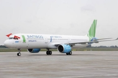 Bamboo Airway's flight to send European citizens home