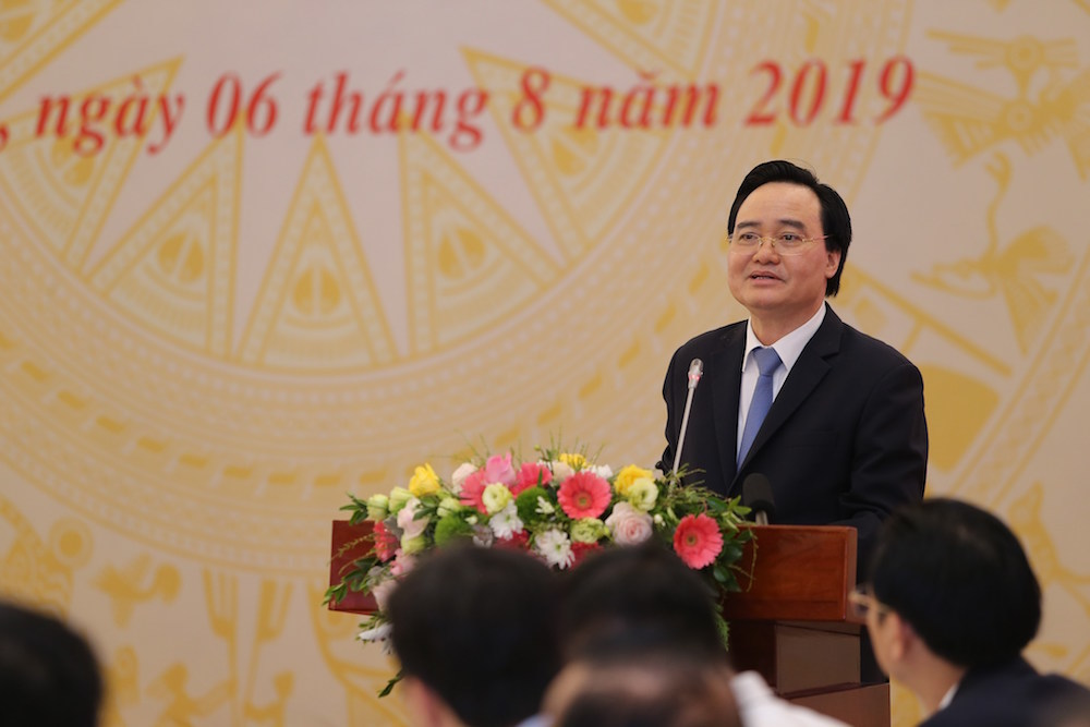 Vietnam determined to deal with educational scandals