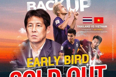 Vietnam, Thailand fixture sees 5,000 tickets already sold