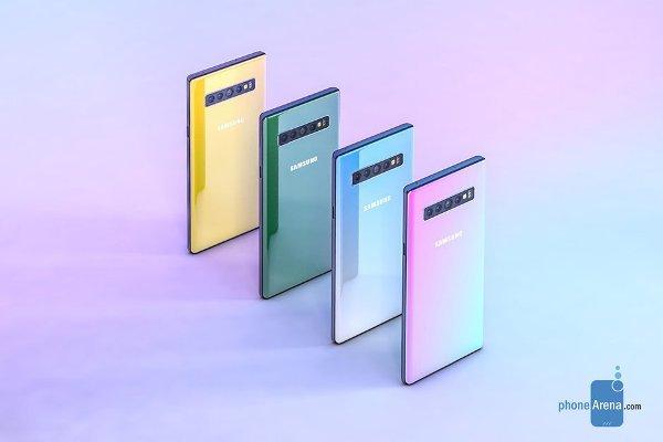 Galaxy Note 10: Cấu hình, giá bán và tất cả thông tin trước ngày ra mắt