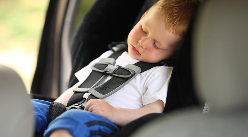 Người lớn cũng không chịu nổi 10 phút trong ô tô đóng kín