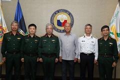 Việt Nam, Philippines thống nhất vấn đề Biển Đông