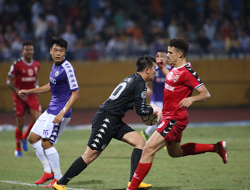 Chiếu chậm khoảnh khắc đưa Hà Nội vào bán kết liên khu vực AFC Cup