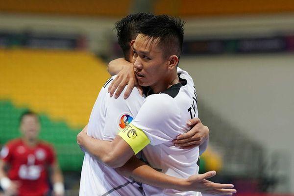 Thái Sơn Nam khởi đầu như mơ ở giải Futsal châu Á 2019