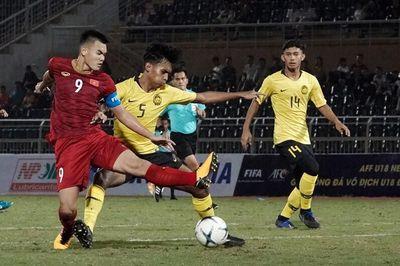 Vùi dập Australia, U18 Malaysia khiến U18 Việt Nam gặp khó