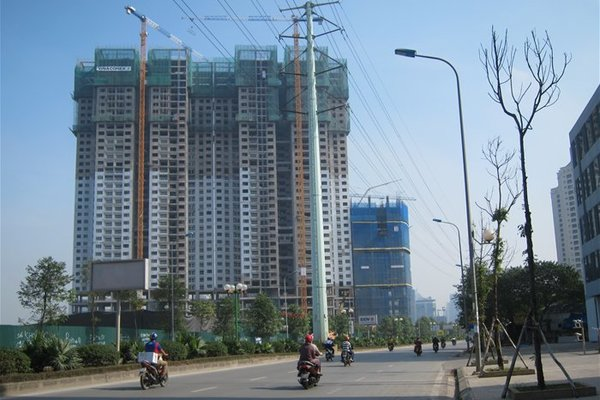 Vietnam thirsty for green real estate