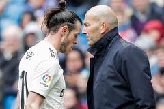 Zidane công khai lý do loại Bale trận Real Madrid đấu Man City