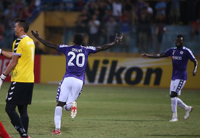 Bình Dương chúc mừng và mong CLB Hà Nội tiến sâu AFC Cup