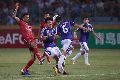Video bàn thắng Hà Nội 1-0 Bình Dương