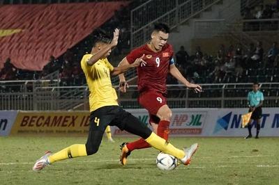 Video bàn thắng U18 Việt Nam 1-0 U18 Malaysia