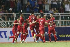 U18 Việt Nam hạ U18 Malaysia nhờ pha đốt đền ở phút chót