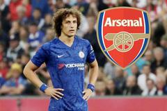 David Luiz bỏ tập Chelsea, nổi loạn đòi sang Arsenal