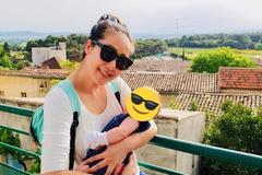 Hoa hậu Ngô Phương Lan chia sẻ lý do phải nhập viện