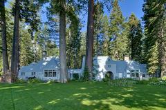 'Đột nhập' biệt thự bí mật view hồ Tahoe của ông chủ Facebook
