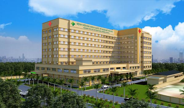 Dự án bệnh viện theo chuẩn khách sạn sắp đi vào hoạt động ở Đông TP.HCM