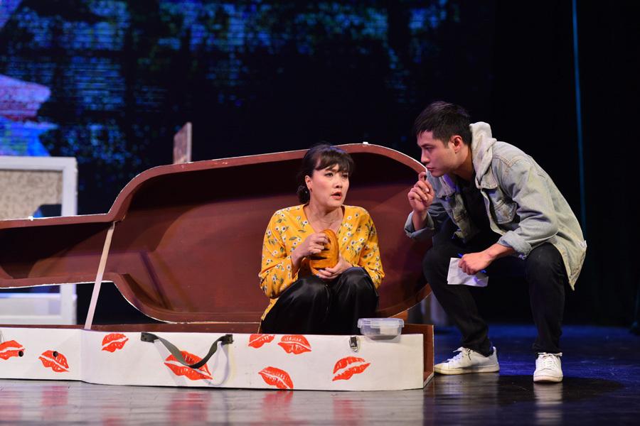 Bảo Thanh, Thu Quỳnh tham gia diễn kịch Lưu Quang Vũ