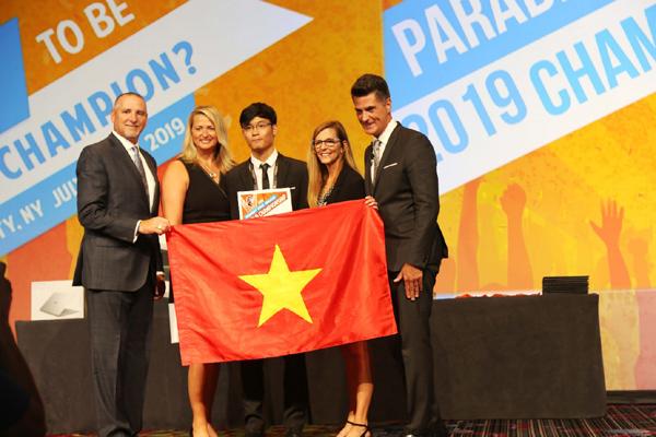 10 năm khẳng định vị thế Việt Nam tại VCK Thế giới MOSWC