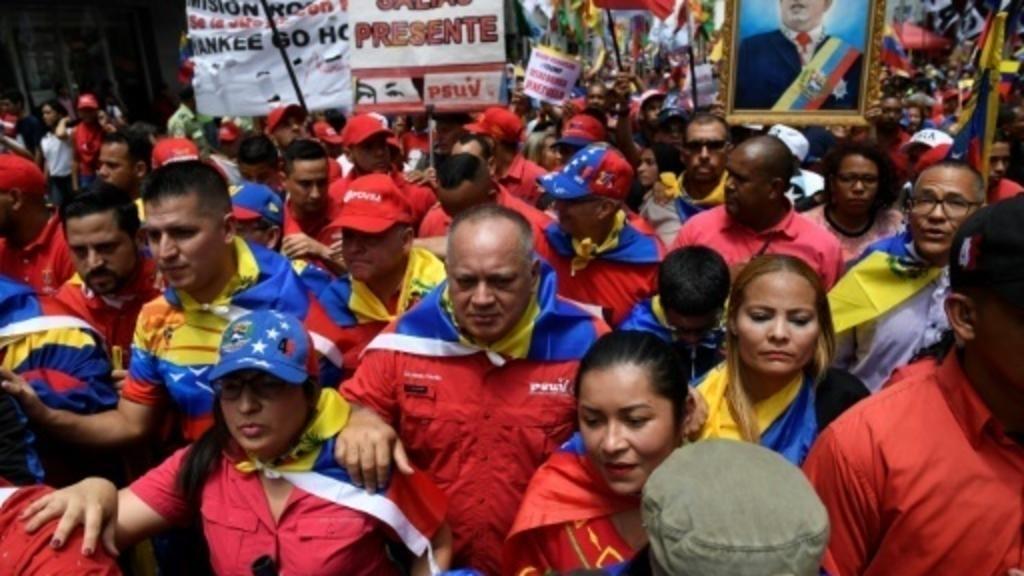 Mỹ,Venezuela,Caracas,biểu tình,Washington,Donald Trump,Manduro,chính trị,đối lập,cấm vận,trừng phạt