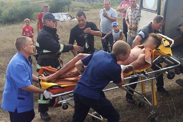 Ukraina,thiếu niên,mạo hiểm,tai nạn,tử vong