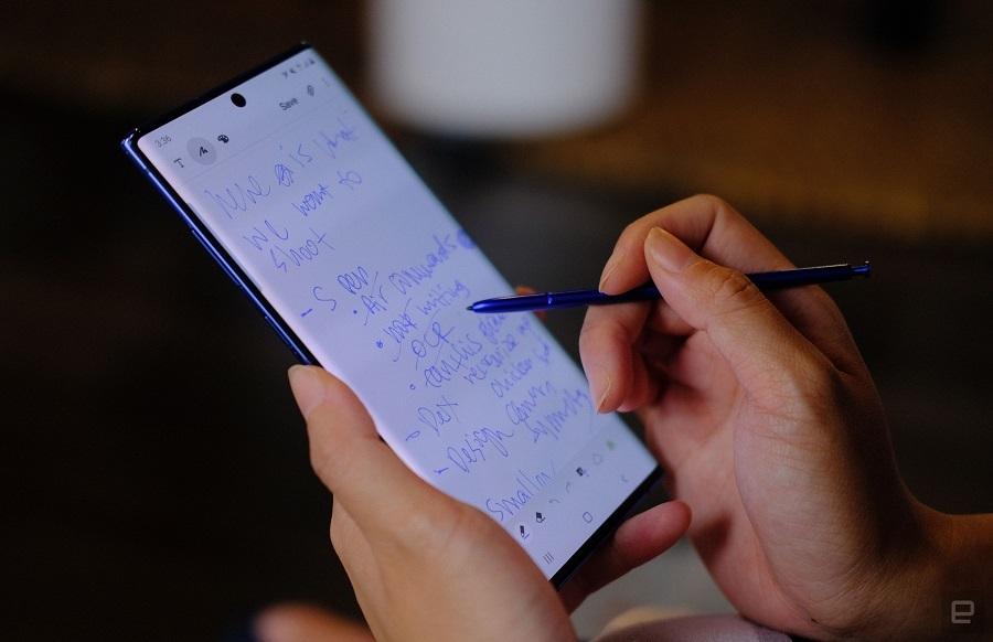 Galaxy Note 10,Galaxy Note 10+,Điện thoại Samsung