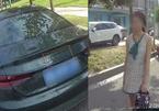 Chế logo xe Audi thành 4 trái tim, nữ chủ xe bị phạt nặng